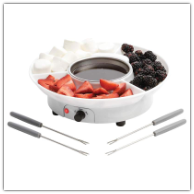 Wyndham House™ Electric Chocolate Fondue