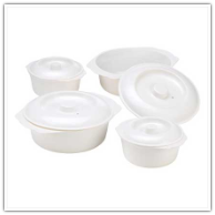 Microwaveable Food Cups Set