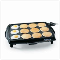 Presto Electric Tilt 'n' Drain Big Griddle