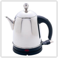 Precise Heat™ 1.6-Quart Stainless Steel Electric Water Kettle