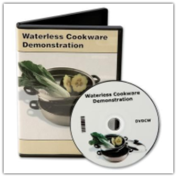 "DVD for ""Waterless"" Cookware"