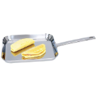 Chef's Secret® Stainless Steel Square Griddle