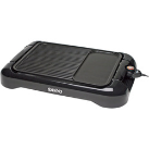 Sanyo Extra-Large 1300-Watt Indoor Barbeque Grill With Griddle