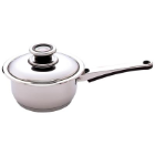 1.5 Quart 12-Element Surgical Stainless Steel Saucepan