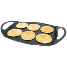 Chef's Secret® Non-Stick Die-Cast Aluminum Double Griddle