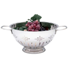 Chef's Secret® 9 !/2-Inch Stainless Steel Colander