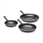 Carbon Steel 3-Piece Nonstick Frying Pans Cookware Set