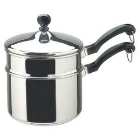 Farberware Classic 2-Quart Covered Double Boiler Saucepan