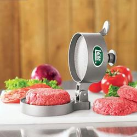 Non-stick Aluminum Burger Press