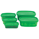 Always Fresh Containers™ 10-Piece Microwaveable Set