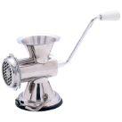 Maxam® Stainless/Chrome Plated Professional & Home Meat Mincer