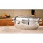 Precise Heat™ Stainless Steel Multi Baker/Roaster Cookware Set